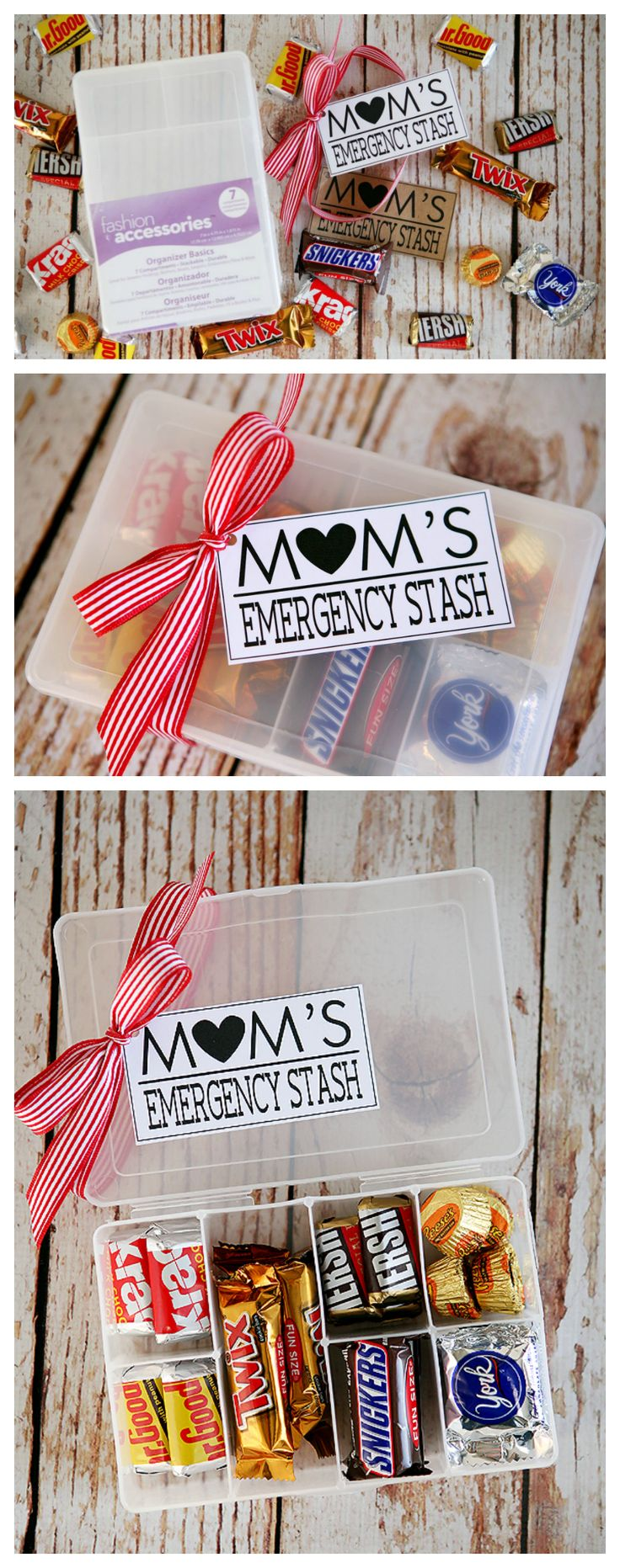 Mom's Emergency Stash | Mother's Day Gift Ideas