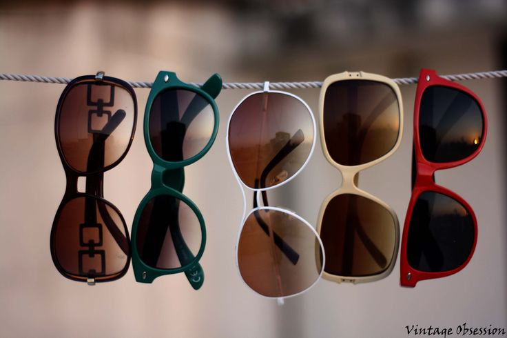 Pictures by Vintage Obsession ,Sunglasses -Van Heusen , Mango ...