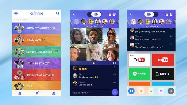 Pocket: Sean Parker relaunches Airtime, a video chat room for watching – together
