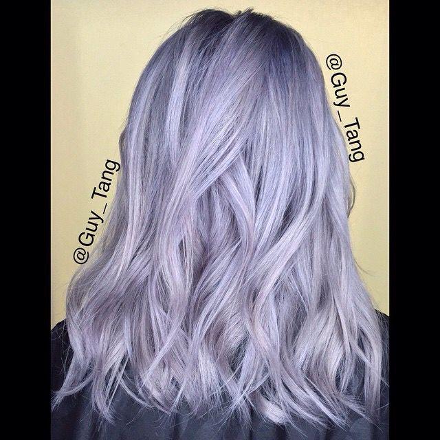 Guy tang hair silver