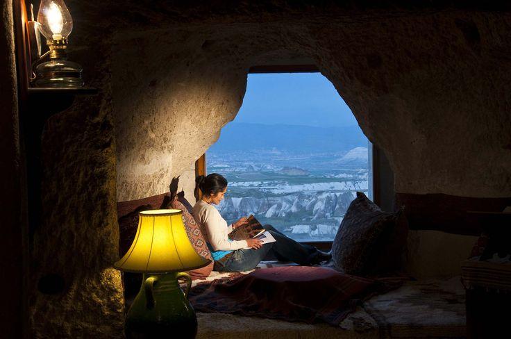 #cappadocia #kapadokya #cavehotel #boutiquehotel #butikotel #uchisar #turkey #luxury #otel #hotel #lüks #museumhotel #museum #relaischateaux #luxuryhotel #unique #cave #room #hotelroom #hotel #otel #lüks #view #hotelview
