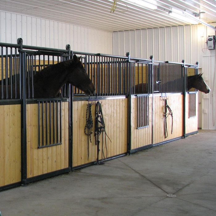 24 best horse stalls and equine equipment images on for 1 stall horse barn