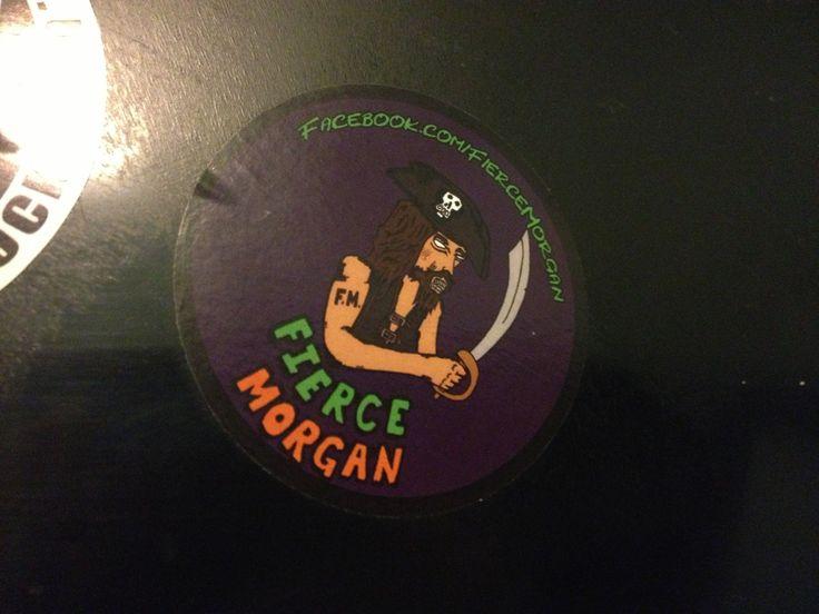 Fierce Morgan: Pop Rock from Chesterfield, now residing in good old Sheffield.