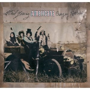 Neil Young reunites with Crazy Horse for their first album together in nine years. They put their mark on eleven songs that draw from the American folk music tradition. Includes Woody Guthrie's This Land Is Your Land and Stephen Foster's Oh Susannah