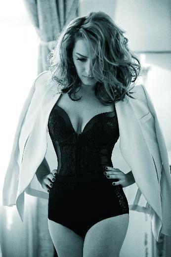Turkish Actress Ayça Bingöl