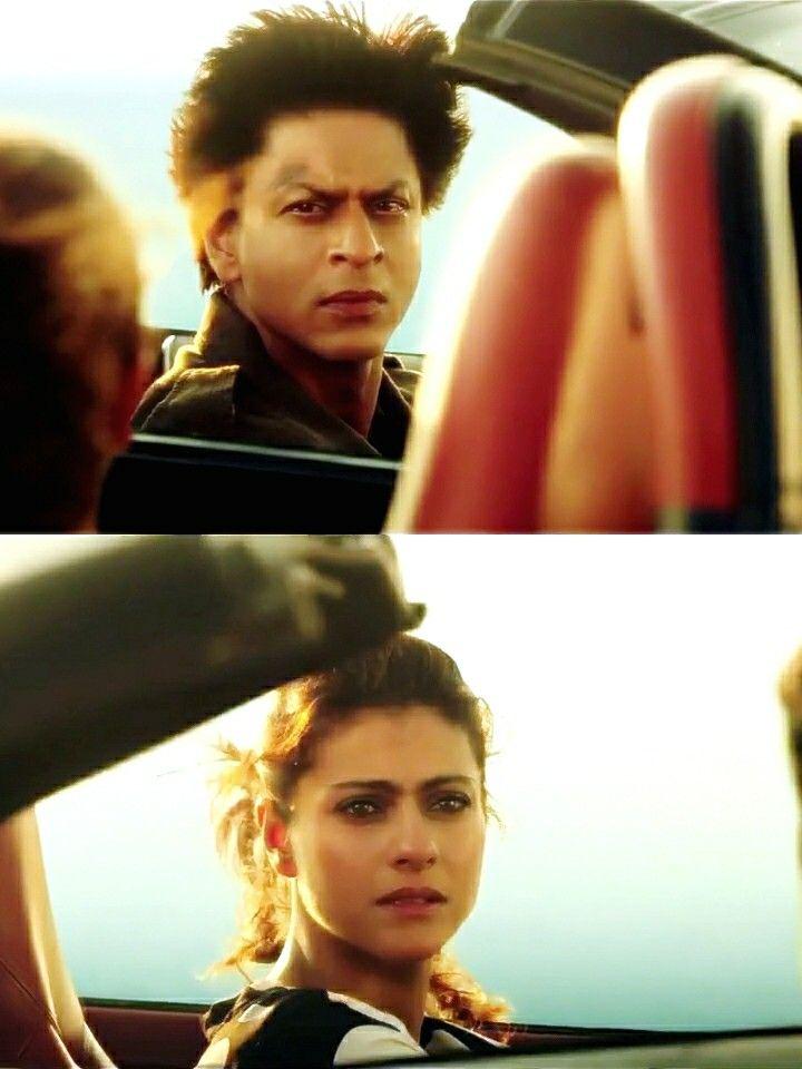 Shah Rukh Khan and Kajol - Dilwale (2015)