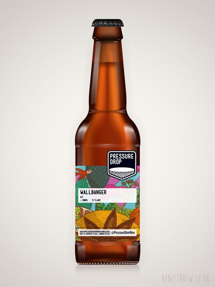 A Belgian-style Wheat Beer brewed by Pressure Drop. Buy craft beer online from Honest Brew.