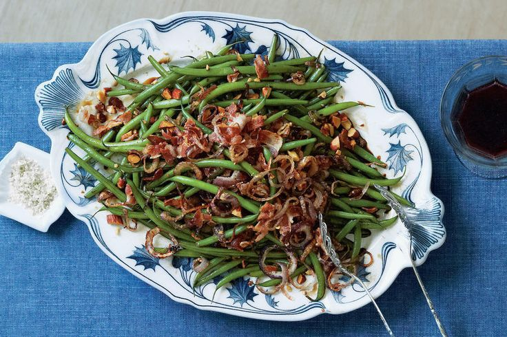 Get inspiration for crowd-pleasing vegetable side dish recipes, like carrots, green beans and more, for your Thanksgiving feast from Food Network. Cook 1 1/2 pounds green beans in boiling.