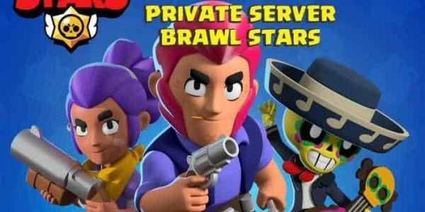 Brawl Stars Private Server 26 165 Apk Mod Download 2020