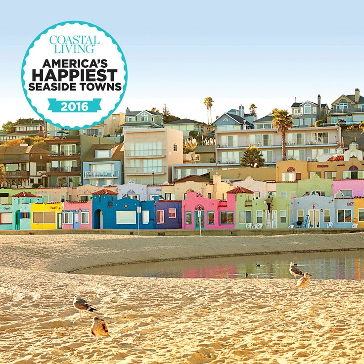 Vote For The 2018 Happiest Seaside Town Capitola