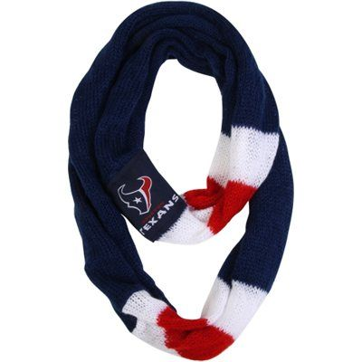 Houston Texans Infinity Scarf                                                                                                                                                      More
