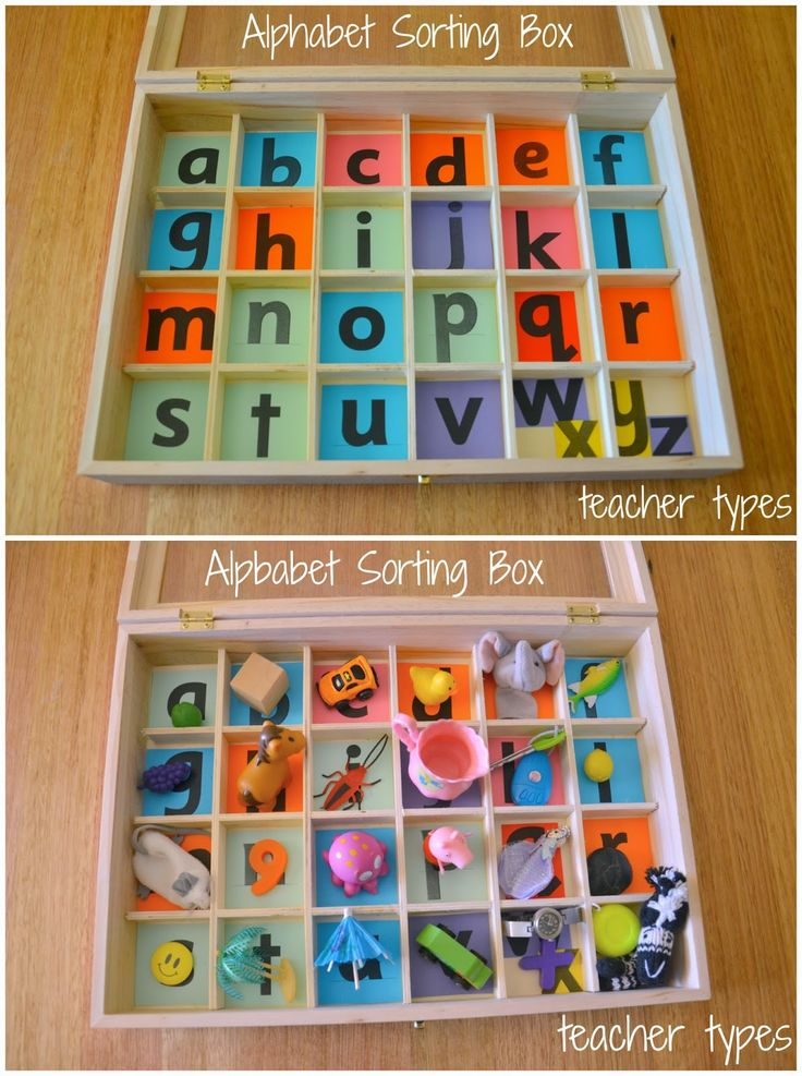 To use with Phonemic Awareness, you could put a picture that begins with each letter instead of the letter itself. Then match initial sounds with the objects.