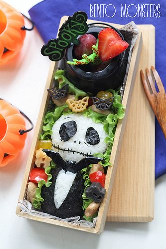 Bento Monsters - This blogger has the best bentos I've ever seen!