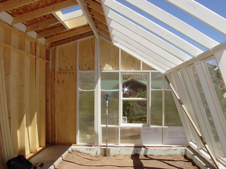 50 best passive solar greenhouse images on pinterest Passive solar greenhouse design plans
