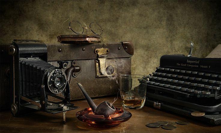 Travel Writer II by Nick Walton on 500px