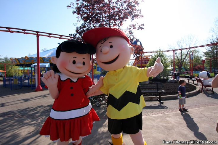 King's Island's New Planet Snoopy Kid's Zone | lebeau's le Blog