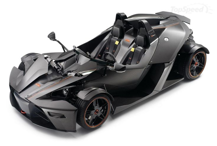 As the X-BOW Superlight model, this unique sportscar from KTM displays its motorsport-derived technology for all to see. Description from topspeed.com. I searched for this on bing.com/images