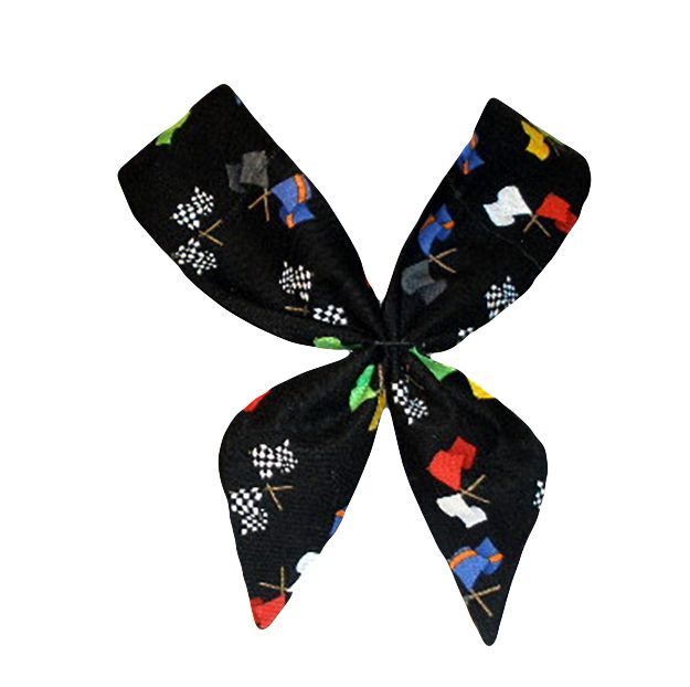 Race Day Neck Wrap / Neck Ties in Beautiful Pattern! Buy Here