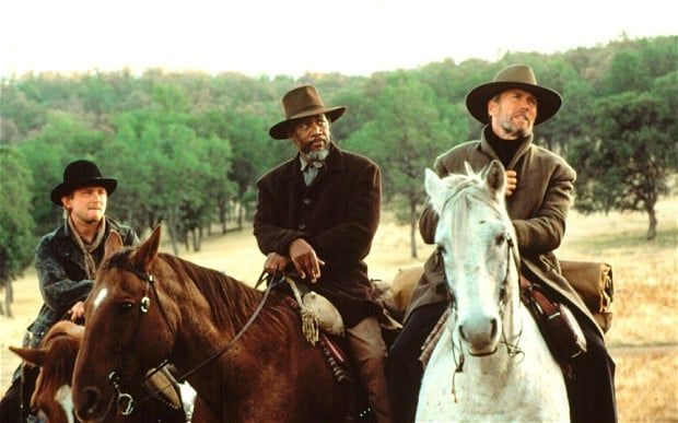 Western (unforgiven)