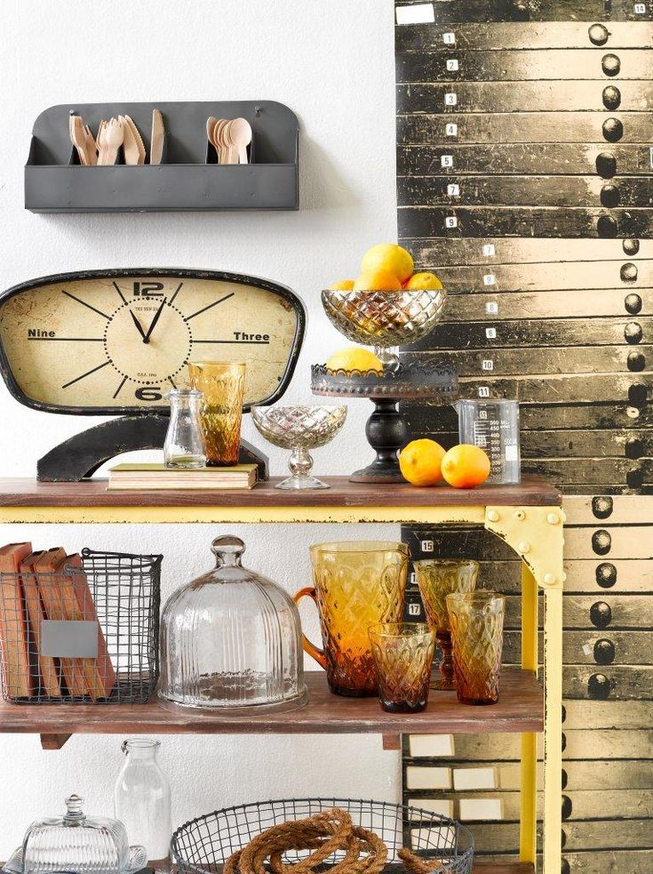 Home Decor Nz home decor nz impressive 25 designer home decor nz dream kitchen design ubmicccom ideas designers Brightly Coloured Eclectic Home Decor Inspiration General Eclectic Retro Display Yellow Industrial