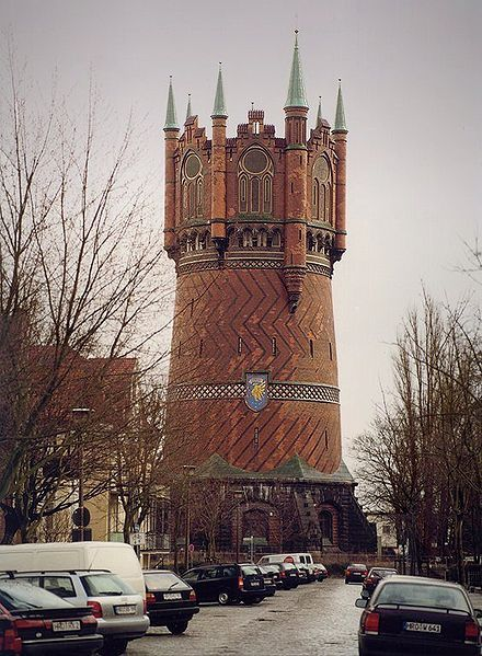 Rostock Wasserturm