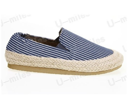 Men's Cheap Toms Shoes White Striped in Blue : toms outlet online,toms shoes sale, welcome to toms outlet,toms outlet online,toms shoes outlet,toms shoes sale$17