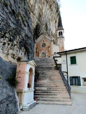 78 best images about north italy trip on pinterest for Santuario madonna della corona