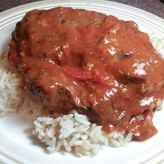 My Mom's Swiss Steak - Allrecipes.com