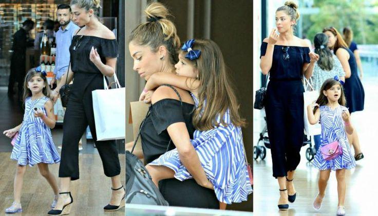Filha de Cauã e Grazi dá show de estilo aos 4 anos: veja looks fofos da pequena Sofia - Vix