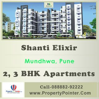 Pune is a high tech city and amidst the fast pace life, people look for homes which are cozy and comfortable for a life that promises serenity. Shanti Elixir in Mundhwa Pune is the home that can live up to the expectation of buyers. No stones have been left unturned by the builder to give it the elegant look to this residency as that is what people want. You will not believe the simplicity that defines this residency in Pune.