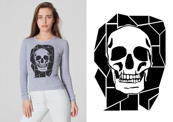 Print design - A Question Of - Emilie Linsaa