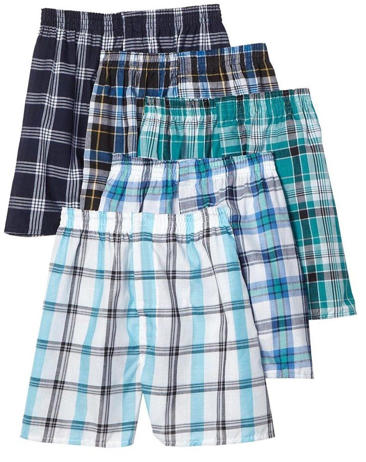 Fruit of the Loom Men's Tartan  Woven Boxer - Colors May Vary, Assorted... #FruitoftheLoom #NA
