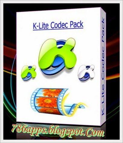 codec xp k-lite codec pack  windows 7