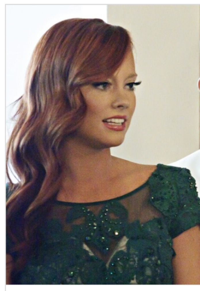 Kathryn Dennis hair and makeup