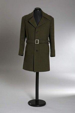 Lóden kabát 1950-es évek közepe