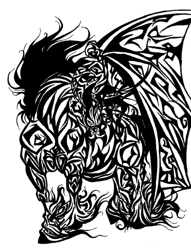best 25 tribal horse tattoo ideas on pinterest horse outline geometric tattoo horse and. Black Bedroom Furniture Sets. Home Design Ideas