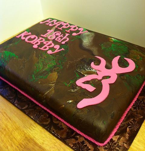 The Pink Bakery Box Too | Girls Birthday Cakes