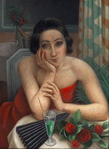 Camilo Mori, Lady.