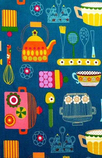 print & pattern: FABRICS - new in at fabric rehab