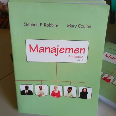 Manajemen, Pengantar manajemen, Manajemen dasar, Ilmu Manajemen, Stephen P.Robbins, Mary Coulter