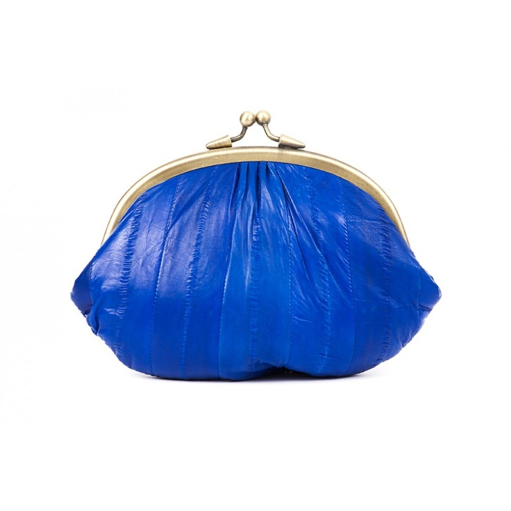 Makki Electric Clutch - Electric Blue