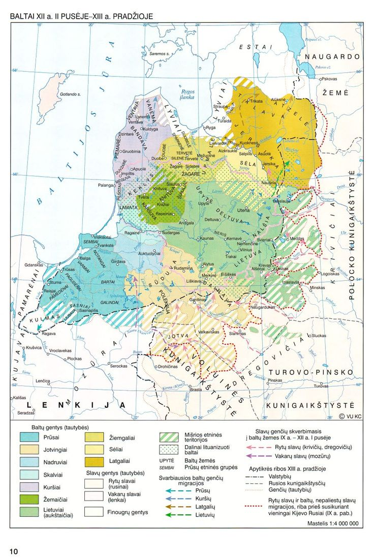 Maps of Lithuania - Lithuanian Flags, Maps, Economy, Geography ...