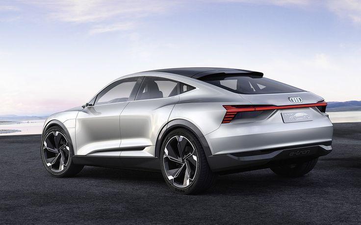 Audi e-tron Sportback     #audi #sportback #wallpapers
