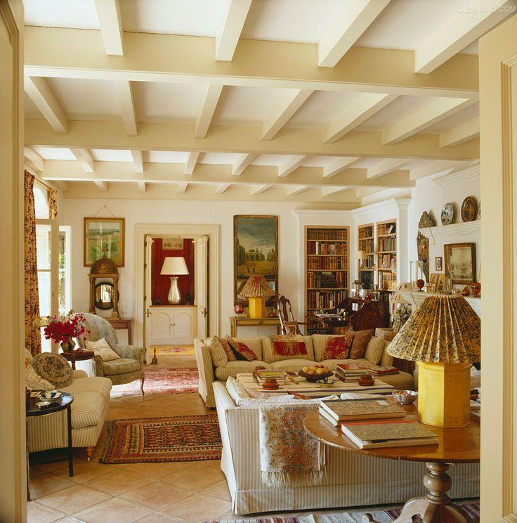 211 best Sitting Rooms-Studies I Love images on Pinterest ...