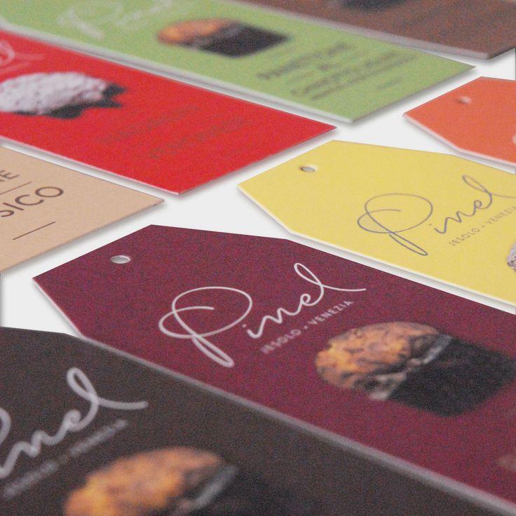 Progetto: Pinel - Ideazione tagliandini per dolci.