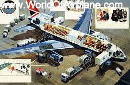 World Of  Airplane : Lockheed L1011 TriStar 500 Long Range Widebody Air...