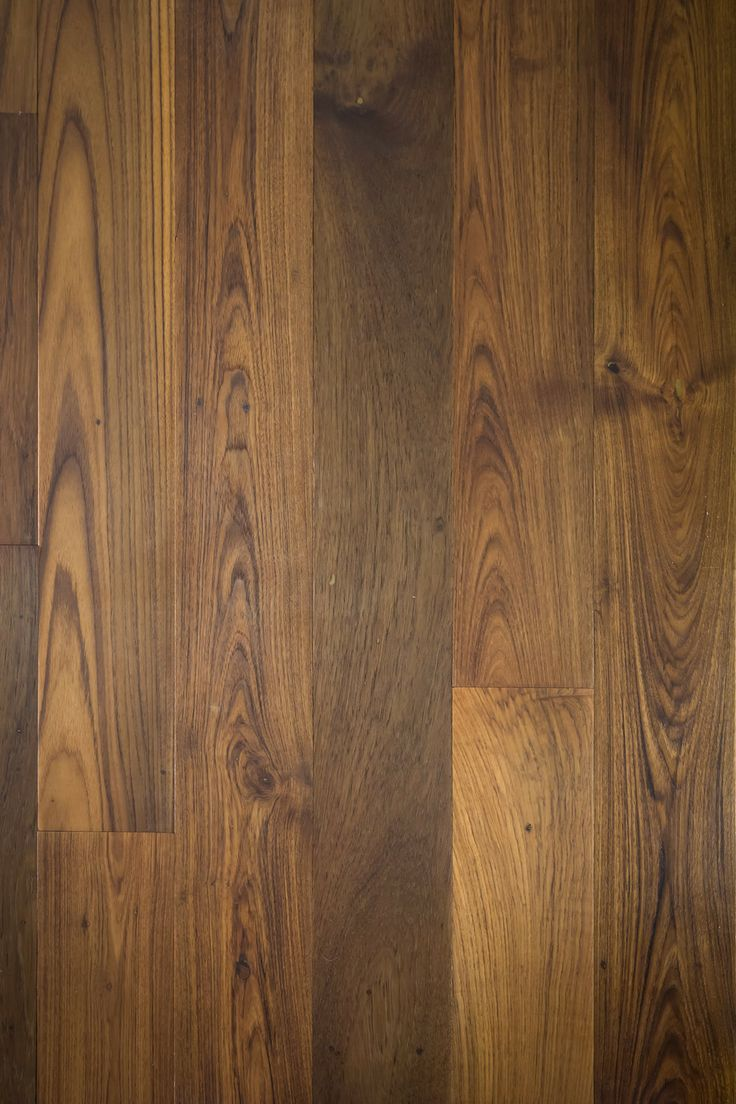 We Love Wide Plank Reclaimed Teak Wood For Wall Cladding
