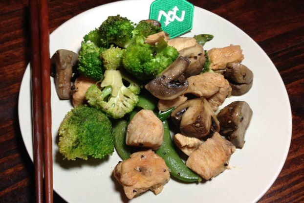 Recipe: The Dolce Diet Skinny Sumo Stir Fry
