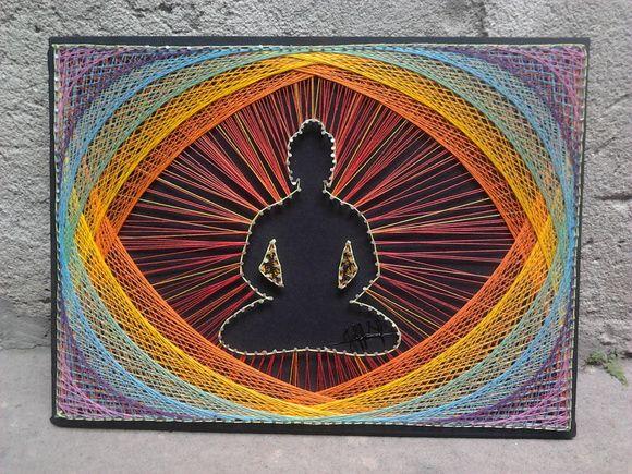 Quadro Buda                                                                                                                                                                                 Mais