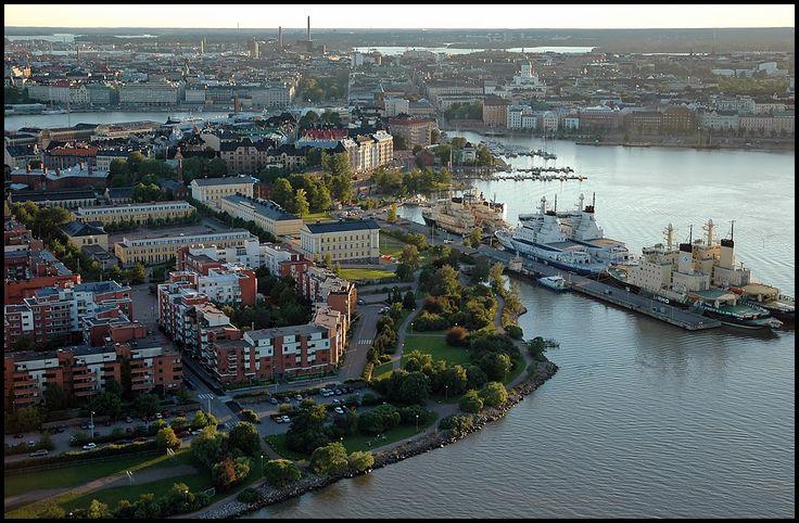 Helsinki blocks, Katajanokka
